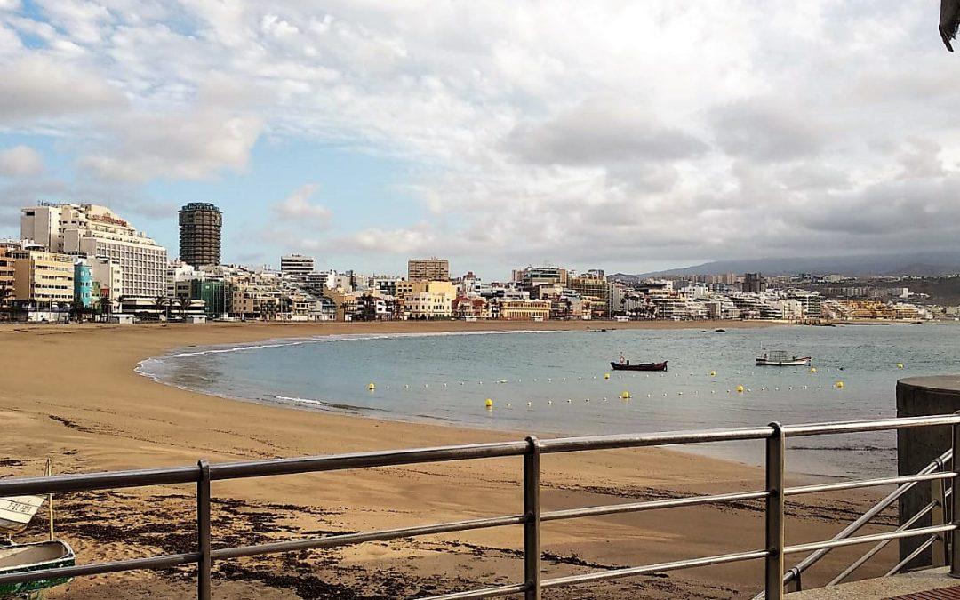 Gradvis gjenåpning av Las Palmas