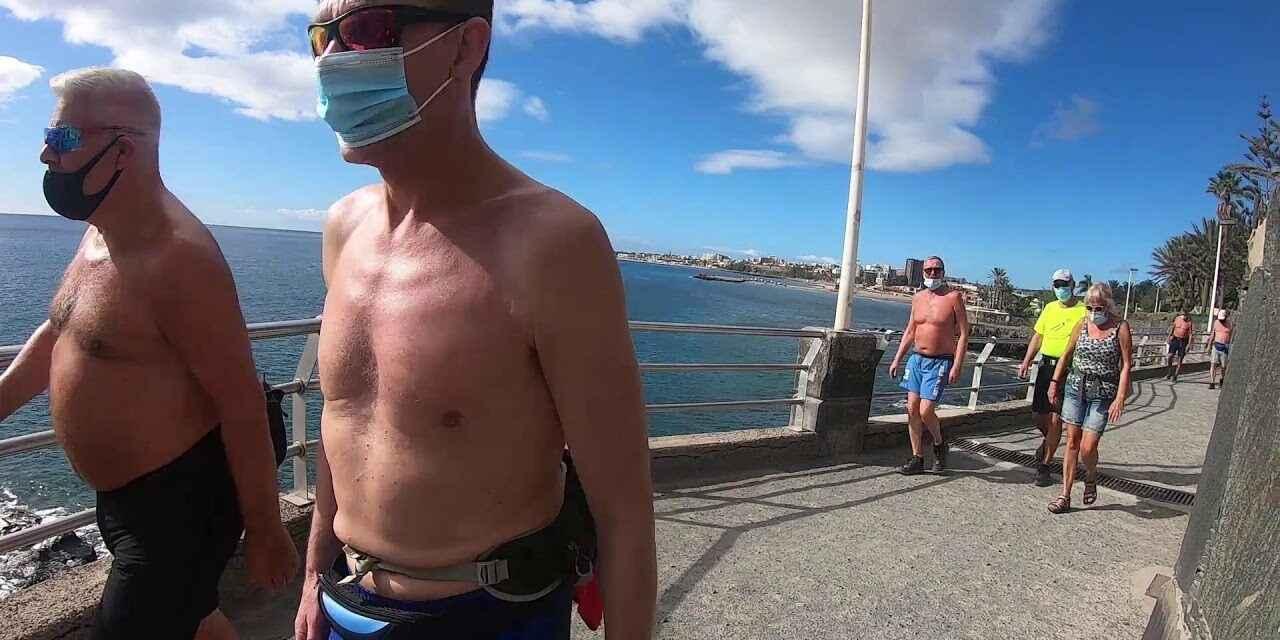 Video: «Bli med » på flattur til Bahia Feliz