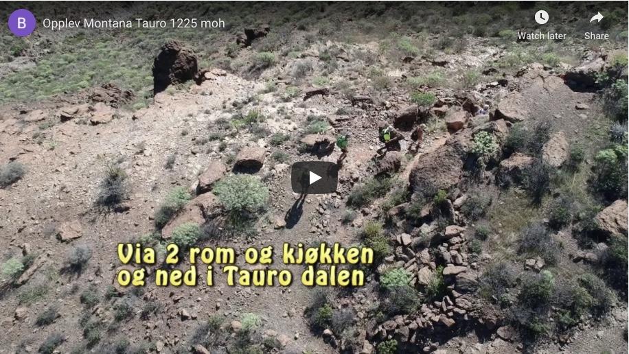 Vi inviterer til Topptur til Montana Tauro - (arkivert)